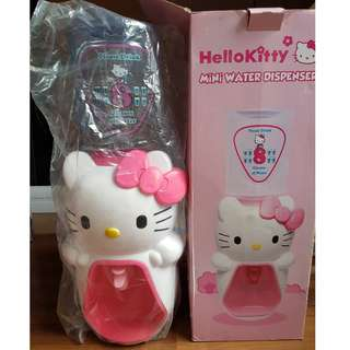 Hello Kitty Mini Water Dispenser