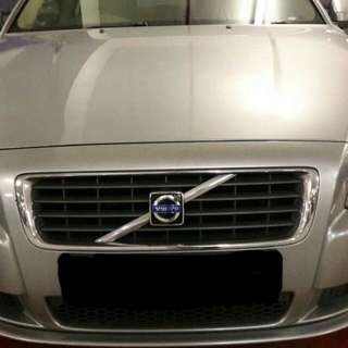 Volvo S80 2.5 turbo Automatic      -(SG)-