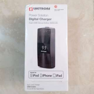 Lifetrons Switzerland Power Solution Digital Charger