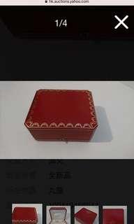 Cartier tank solo 原裝錶盒