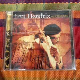 Jimi Hendrix : Live At Woodstock.