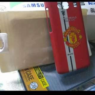 Case hp xiaomi redmi 2 Manchester united