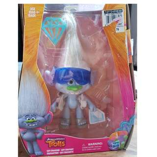 Preloved Toy: Dreamworks Trolls: Guy Diamond