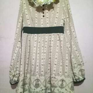 Japanese Brand Sweet Dress