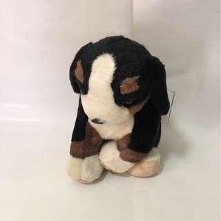 Black Dog Soft Toy