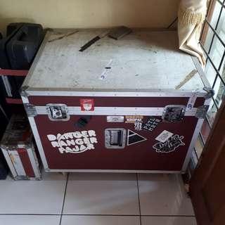Flight case drum Stranough
