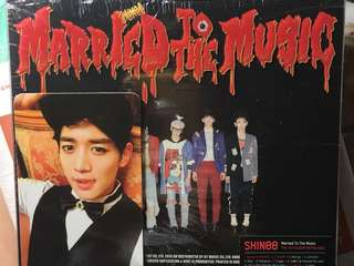 SHINee Married To he Music 珉豪小卡