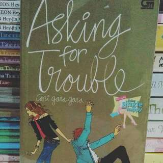 Novel Asking for Trouble