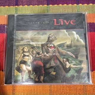 Live : Throwing Copper