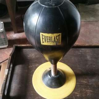 EVERLAST Tabletop Punching Bag