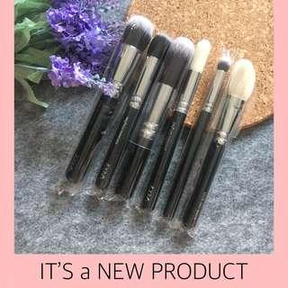 NEW ! Zoeva Classic Face Set Original Brush Set