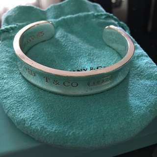Tiffany & Co. Sterling Silver Bangle