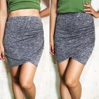 Chic a booti Overlap Skirt