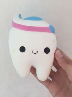 cc tooth squishy