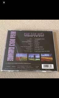 Vcd Box 16 - Mega Discs Karaoke Pop Top Hits