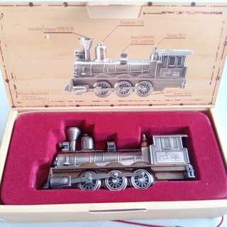 九鐵  KCR 列車模型 員工非賣品