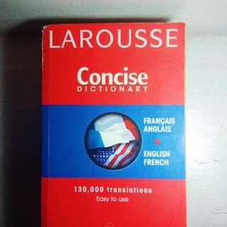 larousse French Dictionary