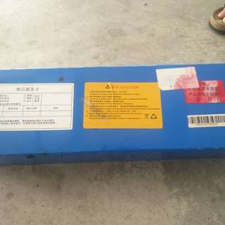 48v 21AH (Unknown Conditions Battery)