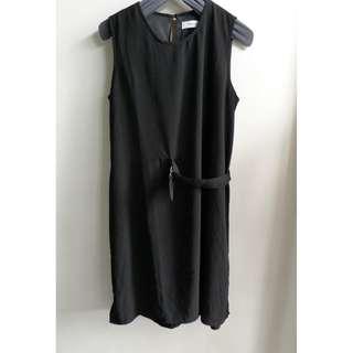 starmimi 扣環綁帶背心洋裝