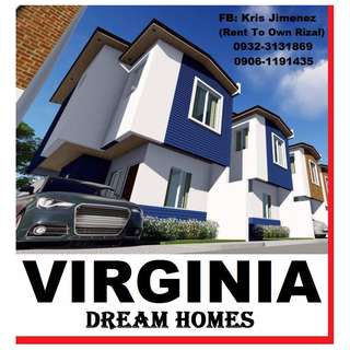 Virginia dream homes offers the best financing thru bank and in housing AVAIL NOW!!!
