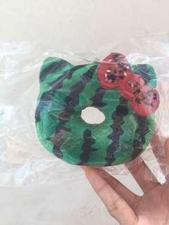 hk donut squishy