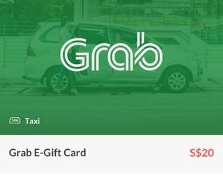 6% off Grab Ride $20 Voucher
