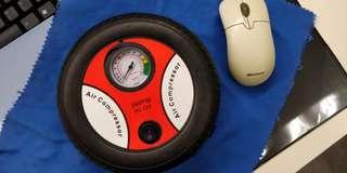 汽車爆呔救星-Air Compressor