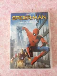 蜘蛛俠返校日光碟