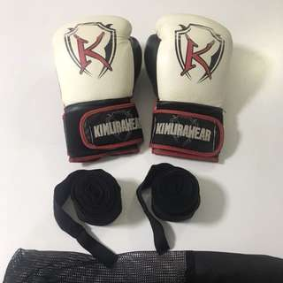 Boxing/Muay Thai gloves 🥊