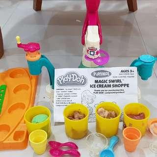 "Play-Doh ""Ice cream"" Maker"