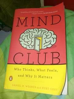 Mind Club- Book