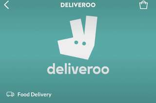 6% off Deliveroo Credit Codes $10,20,30,50,70