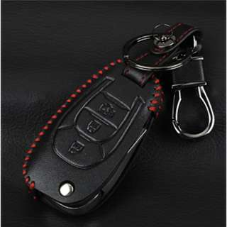 Chevolet Type B Car Key Leather Pouch