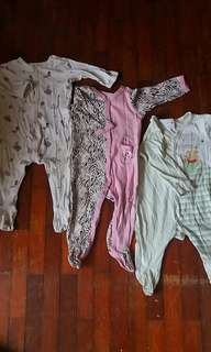 Baby bodysuit / sleepsuit / onesie (3) #MidYearSale