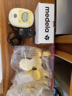 Medela freestyle pump set