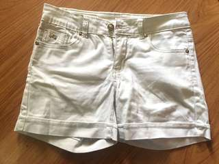 burberry hotpants