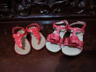 Pre-loved Pitter-pat sandals