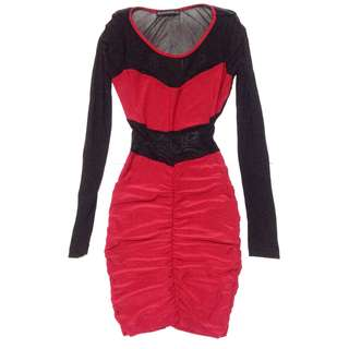 Item #4. Sexy Party Red Dress
