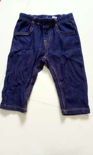 """Baby cotton """"jeans"""""""