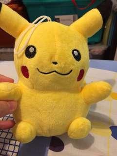 Pikachu plush 10cm