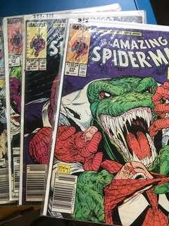Amazing Spiderman. Todd McFarlane. Newstand edition