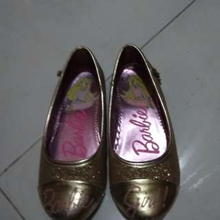 Used barbie shoes for 3 yr old kids (Original)  doll shoes