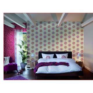 WALLPAPER - DESIGN FOR BEDROOM