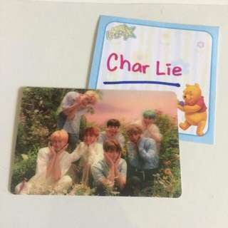 WTS: BTS Special Photocard
