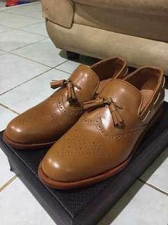 Joco Comendador leather shoe