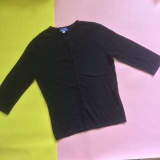 Burberry outer sweater