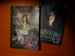 Wicked Lovely (The Series) - Melissa Marr