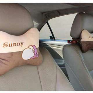 Car Pillow Pair