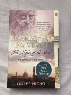 Leonardo Da Vinci The Hights of the Mind