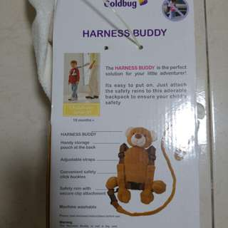 Goldbug Harness Buddy (Rabbit)
